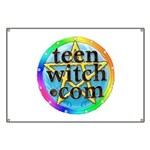 TeenWitch.com Banner