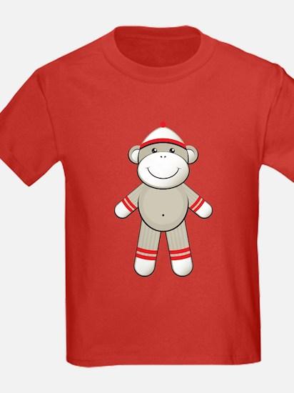 Red Sock Monkey T