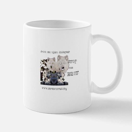 Stop The Hunt Mug