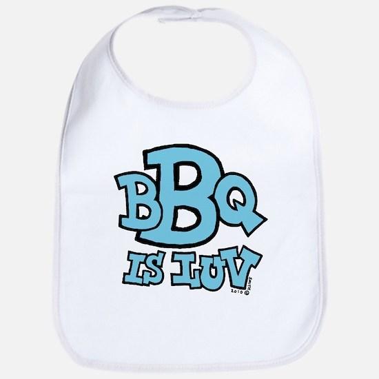 BBQ is Luv Bib