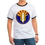 2-skyislandPATCHtransparent T-Shirt