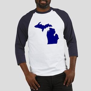 Michigan Baseball Jersey