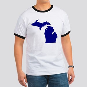 Michigan Ringer T