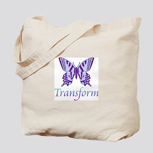 Butterfly Transform Tote Bag