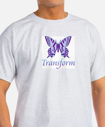 Butterfly Transform T-Shirt
