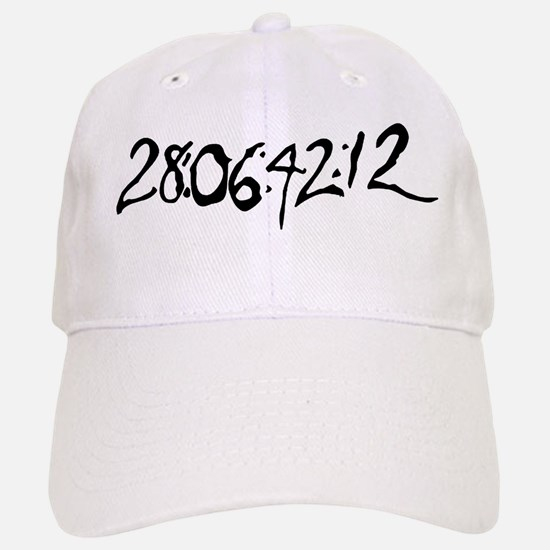 End Of World Baseball Baseball Cap