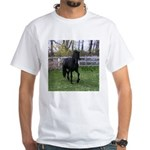 Baron Trot White T-Shirt