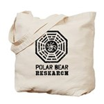 Hydra Polar Bear Research Tote Bag