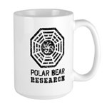 Hydra Polar Bear Research Large Mug
