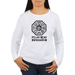 Hydra Polar Bear Research Women's Long Sleeve T-Sh