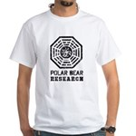 Hydra Polar Bear Research White T-Shirt
