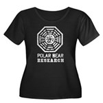 Hydra Polar Bear Research Women's Plus Size Scoop