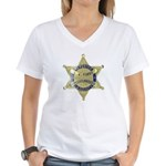 District Attorney Reporter Women's V-Neck T-Shirt