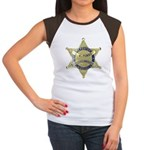 District Attorney Reporter Women's Cap Sleeve T-Sh