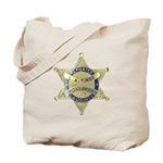 District Attorney Reporter Tote Bag
