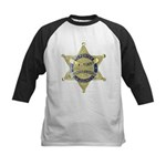 District Attorney Reporter Kids Baseball Jersey