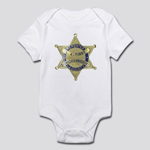 District Attorney Reporter Infant Bodysuit