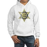 District Attorney Reporter Hooded Sweatshirt