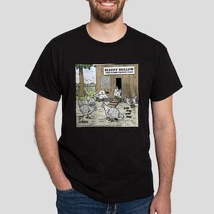Head-Free Range Chickens Dark T-Shirt