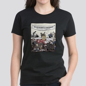Future of the Markets Women's Dark T-Shirt