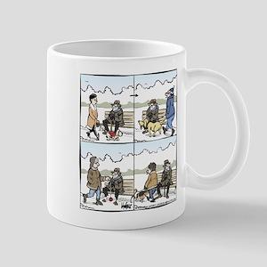 Walking the Dog Mug