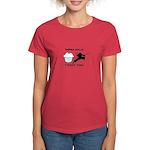 Cupcake Ninja Women's Dark T-Shirt