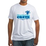 White Fitted T-Shirt