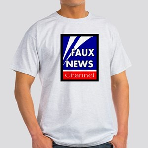Faux News Light T-Shirt