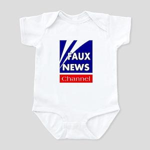 FAUX Infant Bodysuit