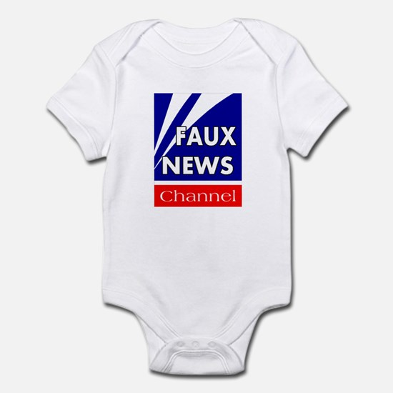 FAUX Infant Bodysuit