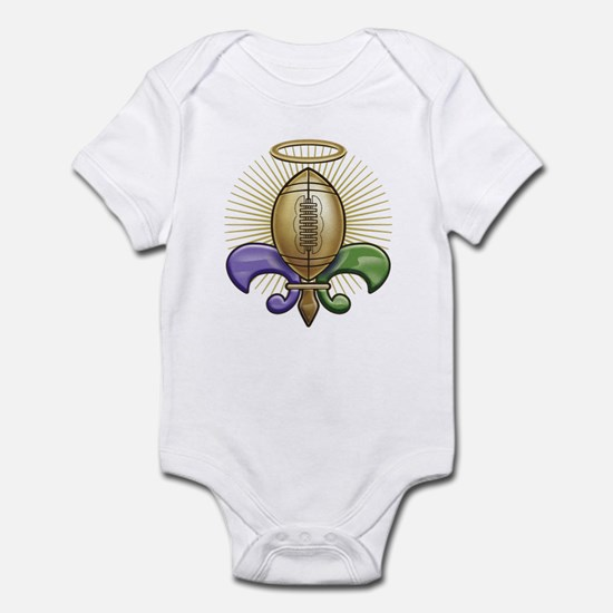 Heavenly Trophy Fleur Infant Bodysuit
