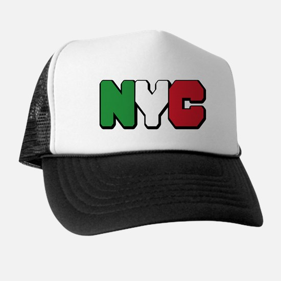 New york Italian Trucker Hat