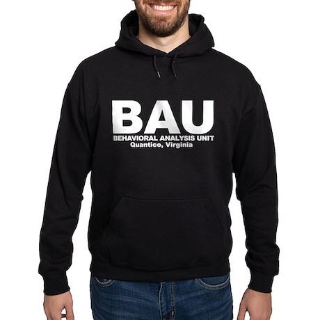 BAU Criminal Minds Hoodie (dark)