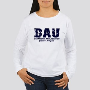 BAU Criminal Minds Women's Long Sleeve T-Shirt