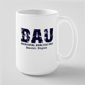 BAU Criminal Minds Large Mug