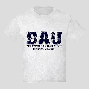 BAU Criminal Minds Kids Light T-Shirt