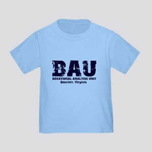 BAU Criminal Minds Toddler T-Shirt