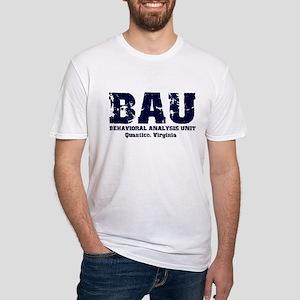 BAU Criminal Minds Fitted T-Shirt