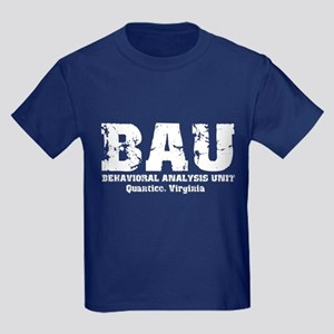BAU Criminal Minds Kids Dark T-Shirt