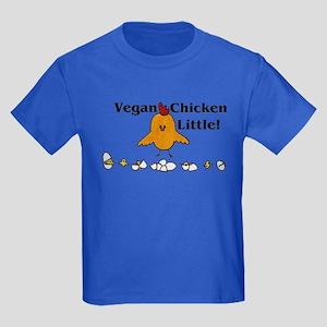 Chicken Little Kids Dark T-Shirt