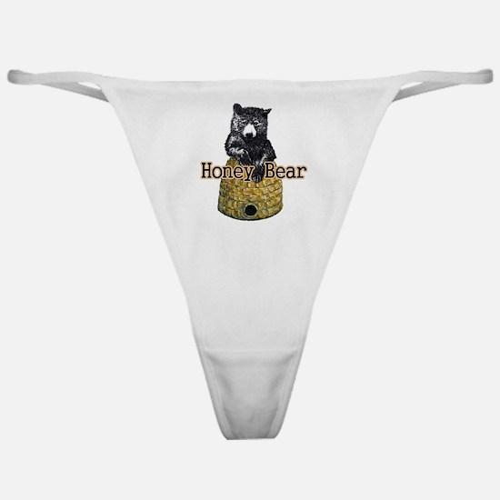 Honey Bear Classic Thong
