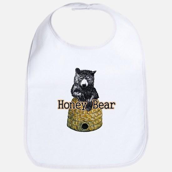 Honey Bear Bib