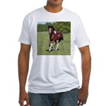 Pinto Foxtrotter Fitted T-Shirt
