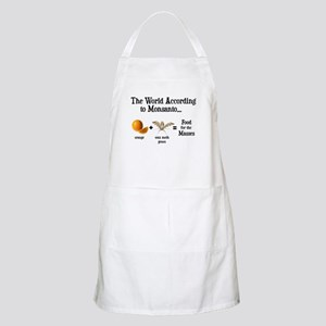 GM Foods BBQ Apron