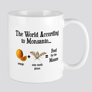 GM Foods Mug
