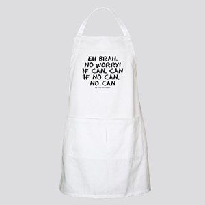 No Can! Apron