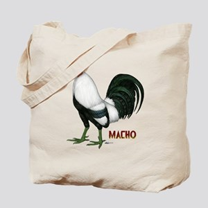 Macho Duckwing Gamecock Tote Bag