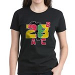 28 Squared AC Women's Dark T-Shirt