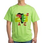 28 Squared AC Green T-Shirt