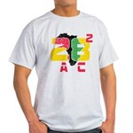 28 Squared AC Light T-Shirt